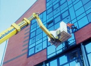 Weikamm Gebäudeservice – Glasreinigung